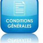 Conditions generales