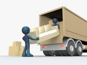 Livraison transporteur