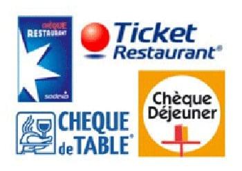 Seuils d'exonération tickets restaurant en 2013