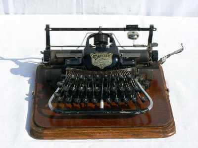 Grille et salaire minimum des instruments à écrire 2012 conventionnel