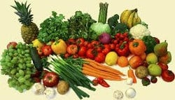 Barème, salaire moyen et salaire minimum commerce de détail fruits et légumes 2012