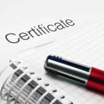 Modèle certificat de travail et de salaire