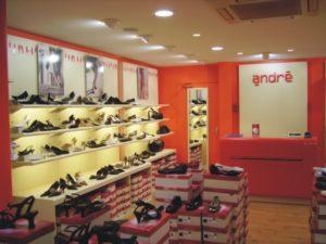 Grille et salaire minimum détaillant chaussures