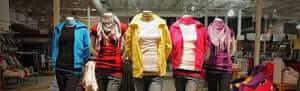 Barème, salaire moyen et salaire minimum industrie habillement 2012