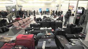 Courrier perte valise