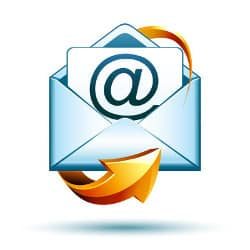 E-mails van dating sites