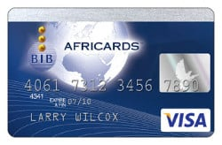 Marque Visa - cartes bancaires