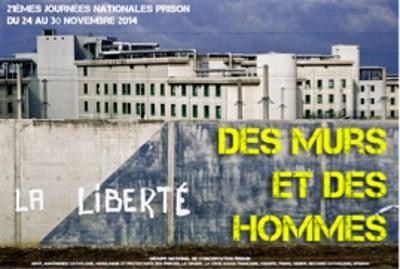 Venez assister aux Journées Nationales Prison Grenobloise 2014