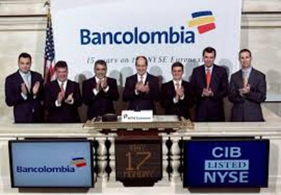Colombia Swift Codes and banks Colombia BIC Codes