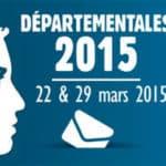 Derniers sondages élections départementales 2015