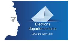 Le dernier sondage élections départementales 2015