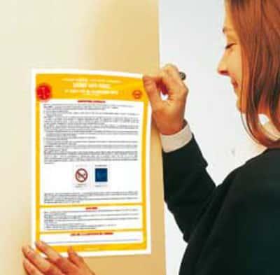 Liste des affichages obligatoires 2015 pour les entreprises