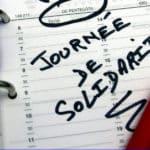 Journée de solidarité et fête de la pentecôte