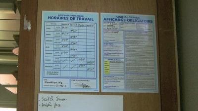 Droit du travail: Les documents obligatoires dans l'entreprise