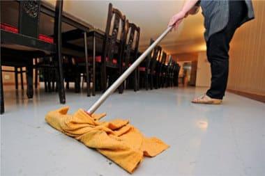 Grille et salaire minimum propreté et services 2015