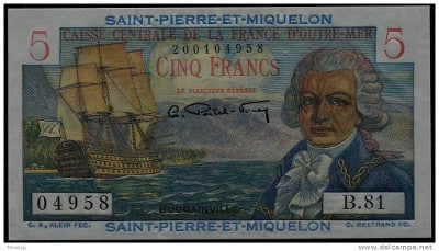 Saint Pierre and Miquelon Swift Codes and BIC Codes