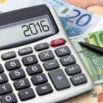 Règles pour le calcul des cotisations allocations Familiales 2016
