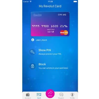 Service bancaire : Revolut – votre nouveau porte-monnaie