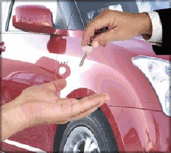 Modèle de courrier de notification de vente d'un véhicule à votre assurance