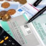 Modèle de lettre de saisine de la commission départementale des impôts directs et des taxes sur le chiffre d'affaires