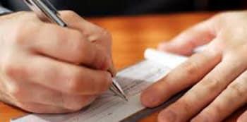 Modèle de courrier à votre banque en cas de chèque sans provision
