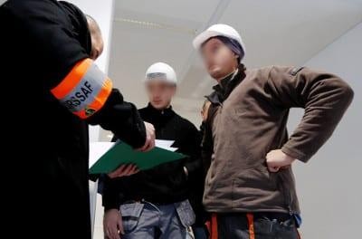 Modèle d'attestation d'absence de salariés étrangers employés