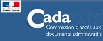 courrier de saisine de la commission d'accès aux documents administratifs