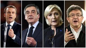 sondages présidentielle 2017