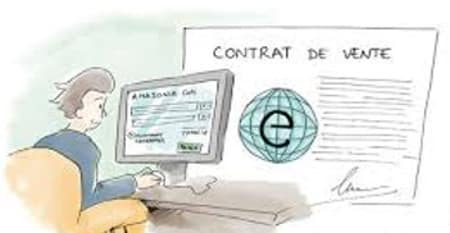 modèle contrat vente