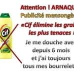 Modèle de courrier d'annulation d'un contrat de vente pour publicité mensongère