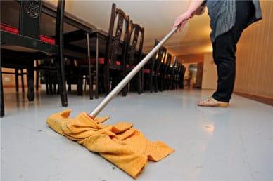 Grille et salaire minimum propreté 2017 conventionnel
