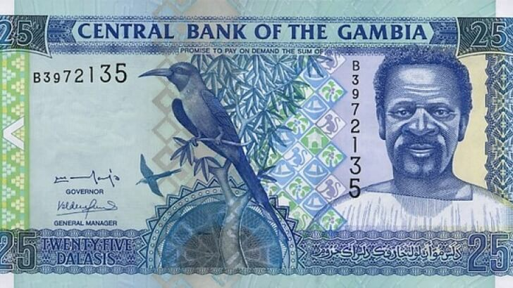 Gambia Swift Codes and Banks Gambia BIC Codes