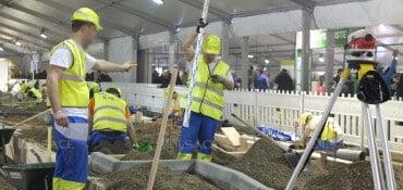Barème salaires, salaire moyen et salaire minimum ouvriers du bâtiment en 2018 des départements du Nord et du Pas-de-Calais
