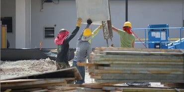 Barème salaires, salaire moyen et salaire minimum ouvriers du bâtiment en 2018 d'Auvergne-Rhône-Alpes