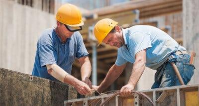 Barème salaires, salaire moyen et salaire minimum ouvriers du bâtiment en 2018 de Nouvelle Aquitaine