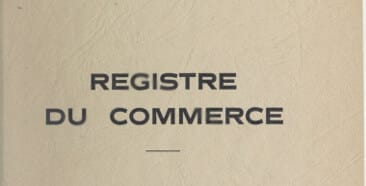 Exemple de lettre d'inscription au registre du commerce