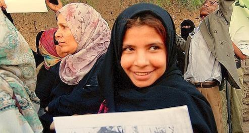 Film « Moi, Nojoom, 10 ans divorcée », de la réalisatrice Khadija Al-Salami