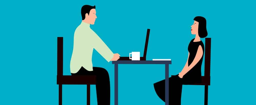 Un entretien d'embauche : cela se prépare