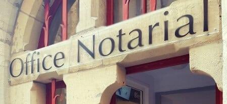 Appel à candidatures à la création d'un office notarial en 2019