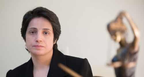 L'avocate Nasrin Sotoudeh condamnée à 33 ans de prison et 148 coups de fouet
