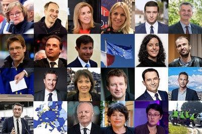 Sondages des journaux étrangers des élections européennes 2019 interdits en France