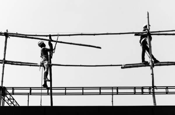 Salaire minimum ouvriers du bâtiment en 2019 (-10 salariés) – Grand Est