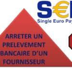 Exemple de courrier pour s'opposer à un prélèvement bancaire