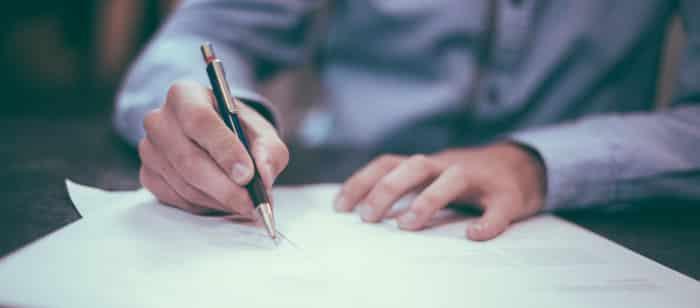 Modèle de lettre de demande de réduction de l'indemnité compensatrice due à l'agent immobilier